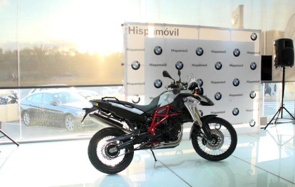 Hispamóvil – Motorrad